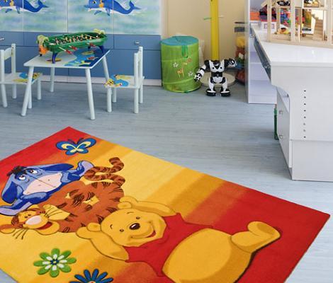 Alfombra de Winnie The Pooh