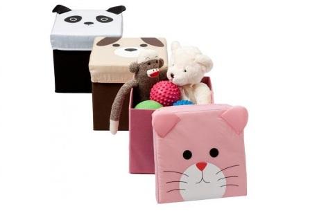 almacenaje habitacion bebe cajas juguetes