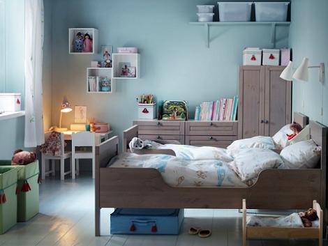 Habitaci n infantil azul - Habitacion infantil azul ...