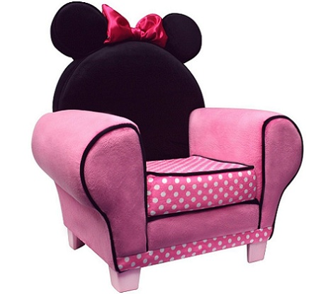 habitacion minnie mouse sillon