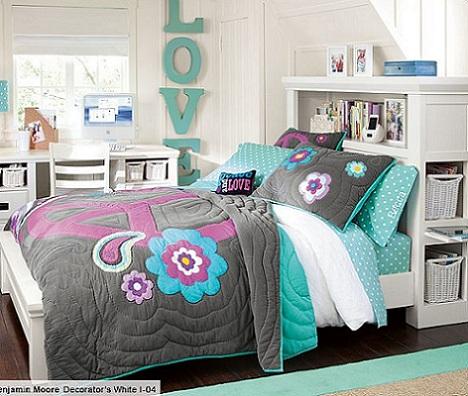 Habitaciones de chicas - Dormitorios de chica ...