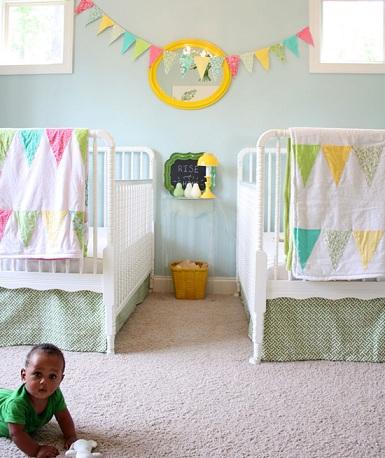 habitaciones gemelos detalle