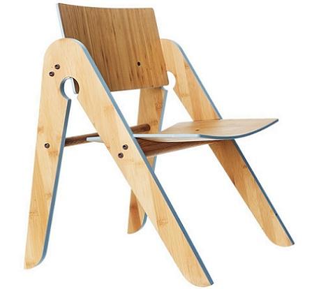 Sillas para ni os for Sillas para escritorio de madera