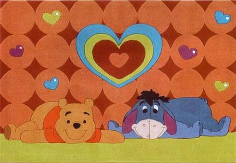 Winnie the Pooh alfombra