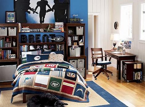 Zona estudio dormitorio