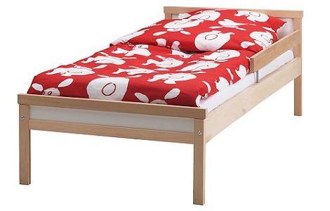3 camas infantiles baratas for Camas infantiles ikea