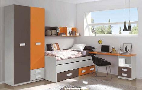 Dormitorios juveniles de merkamueble - Habitaciones modulares juveniles ...