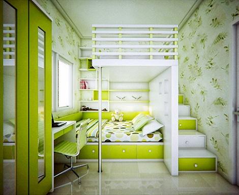 Dormitorios juveniles de inspiraci n for Dormitorios juveniles literas
