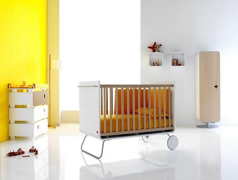 Habitación de bebé Coolkids