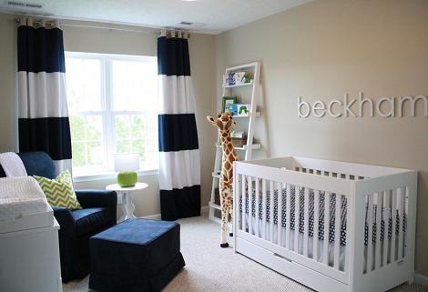 Ideas para la habitaci n del beb for Habitacion bebe moderna