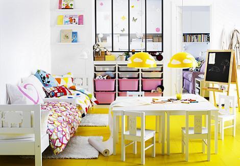 Habitación infantil modernas