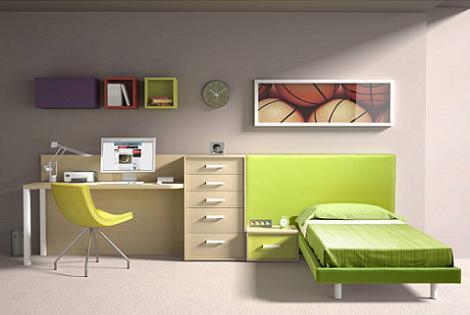 Dormitorios juveniles de muebles rey for Muebles rey navarra