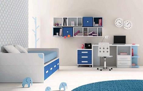 Dormitorios juveniles de merkamueble for Recamaras juveniles con escritorio