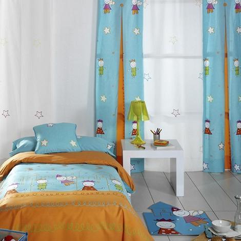 Cortinas infantiles idea car interior design for Cortinas infantiles