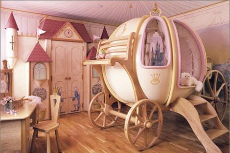 Dormitorio Cenicienta