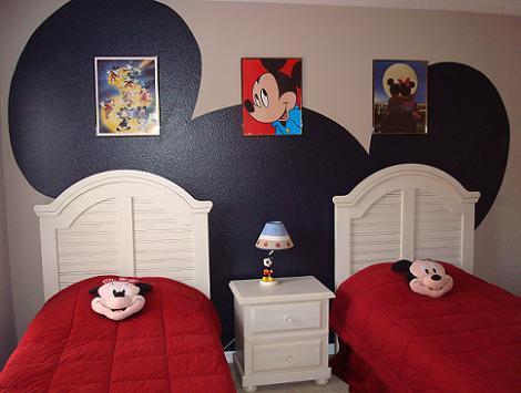 Dormitorio Mickey