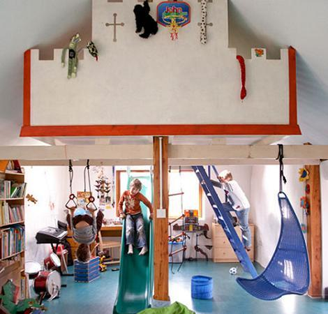 Habitaciones infantiles originales - Habitaciones ninos originales ...