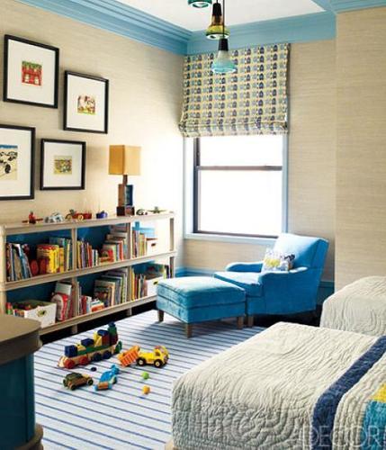 Habitación de niño moderna