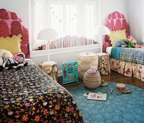 Habitación original niñas