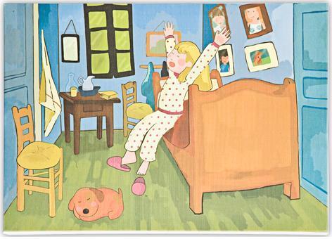 Cuadro infantil Imaginarium