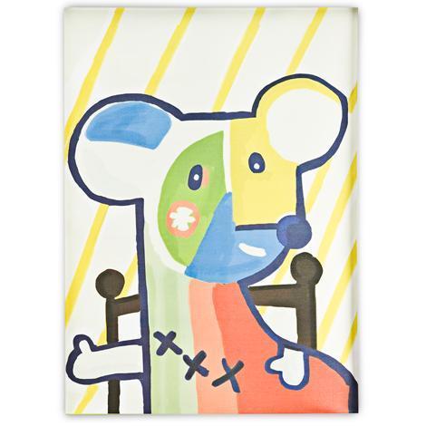 Cubismo cuadro para niños