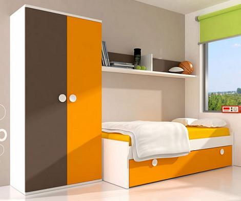 Dormitorio de niños barato