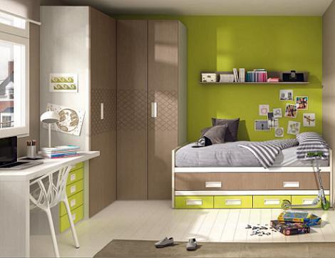 Dormitorios juveniles de kibuc for Dormitorios individuales