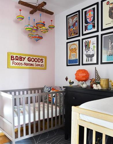 Habitaci n de beb peque a - Habitacion bebe original ...