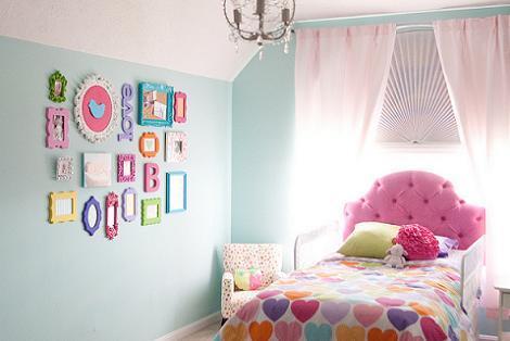Habitación niña DIY
