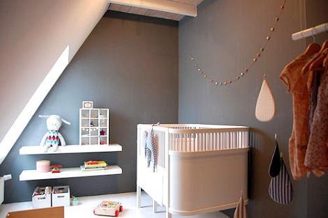 Habitación sencilla bebé