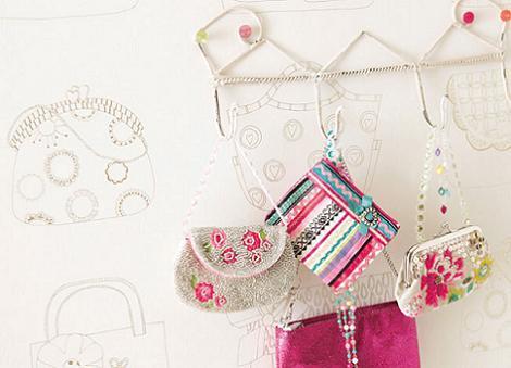 Papel pintado infantil de harlequin for Papel pintado nina