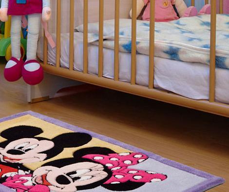 Alfombra Disney de Leroy Merlin