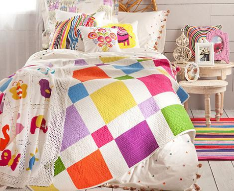 Zara Home Kids colcha