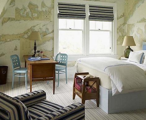 Dormitorio chico vintage