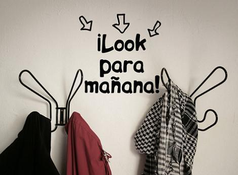 Vinilo look