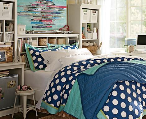 dormitorios de chicas