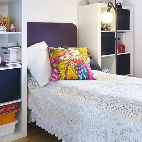 Dormitorio chica pequeno