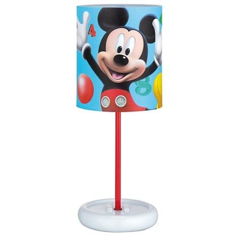 decorar habitacion mickey lampara