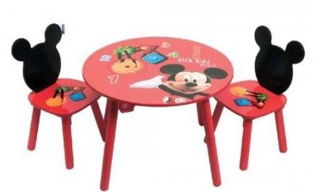 decorar habitacion mickey sillas