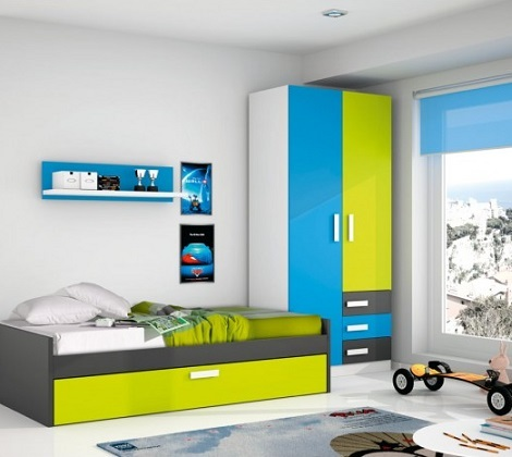 dormitorios infantiles de merkambueble 2013