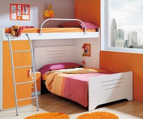 Dormitorios infantiles de merkambueble 2013 - Literas merkamueble ...