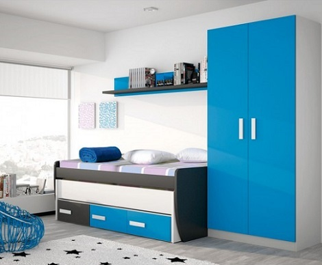 Dormitorios infantiles de merkambueble 2013 - Dormitorios juveniles nino ...