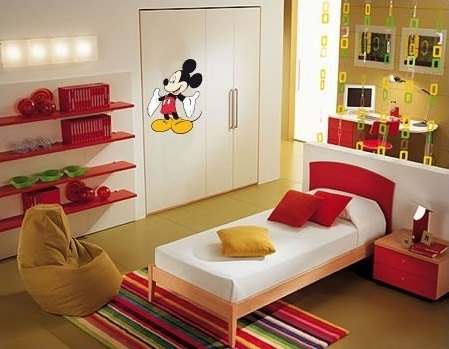 vinilos decorativos disney mickey