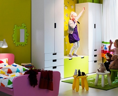 dormitorios infantiles ikea muebles