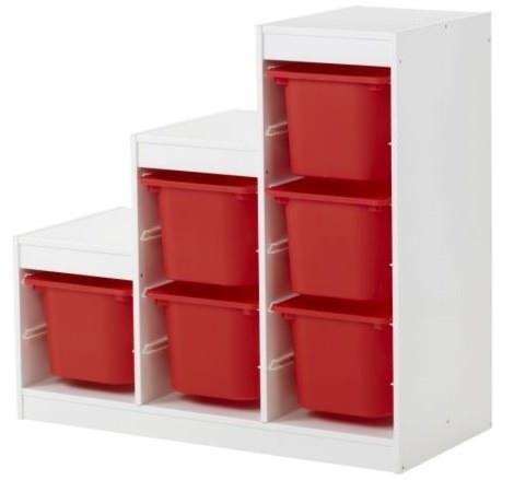 Almacenaje de juguetes para que lo tengan todo ordenado - Ikea ninos almacenaje ...