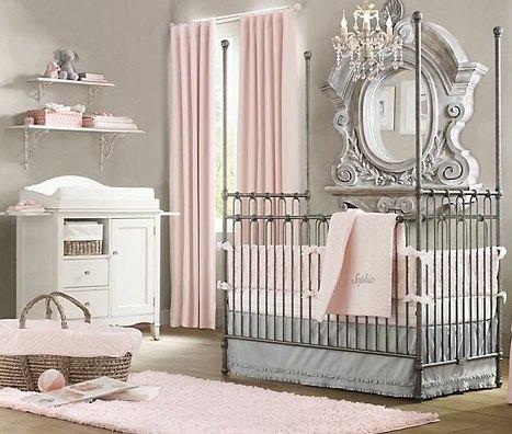 habitaciones de estilo rústico niña