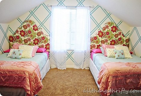 Hacer cabeceros tapizados finest cabecero tapizado con - Ideas para hacer cabeceros de cama ...