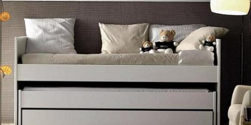 D nde encontrar una cama nido triple for Camas triples baratas