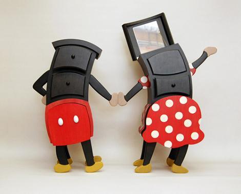 Armarios Mickey