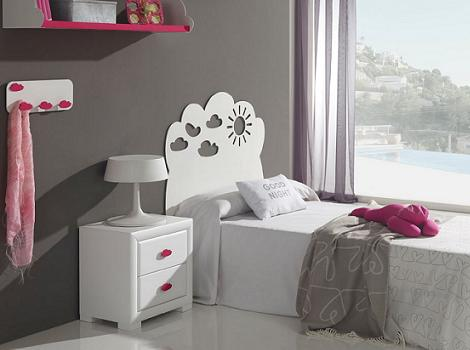 Cabeceros originales para camas infantiles for Cabeceros de cama originales